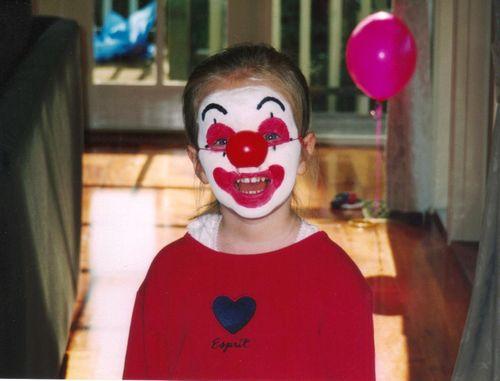 Clown megan