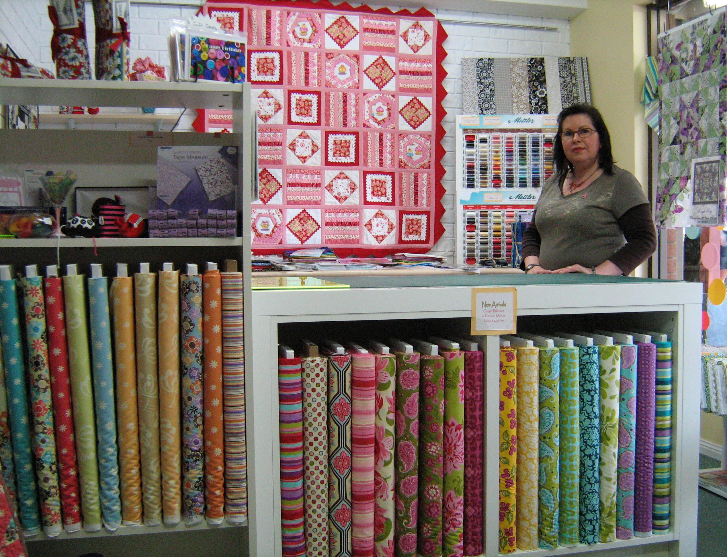 Don't look now!: Bula! : sew bright alpine quilting - Adamdwight.com
