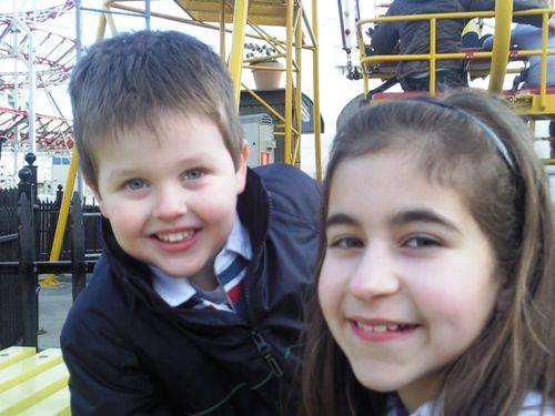 Josh & C