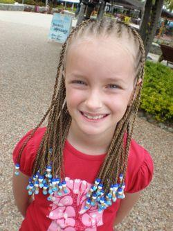 Megan's braides
