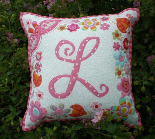 Kitty's cushion