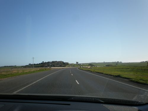 On the way to Ballarat
