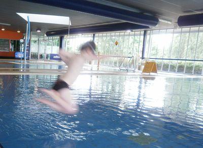Joshua jumping in!