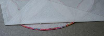 Joseph's Coatfirst fold