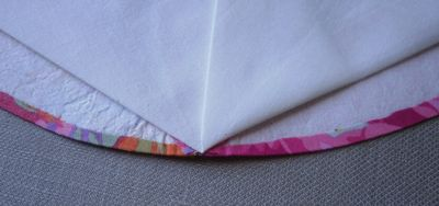Joseph's Coat folded points