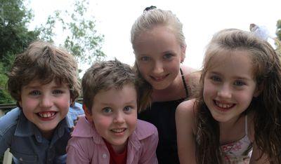Kids christmas 2010
