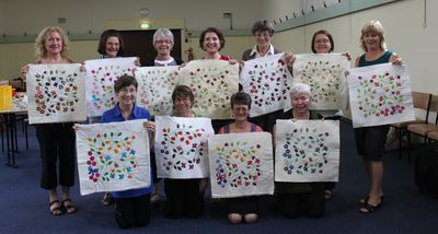Essendon Quilters Guild - Group Photo