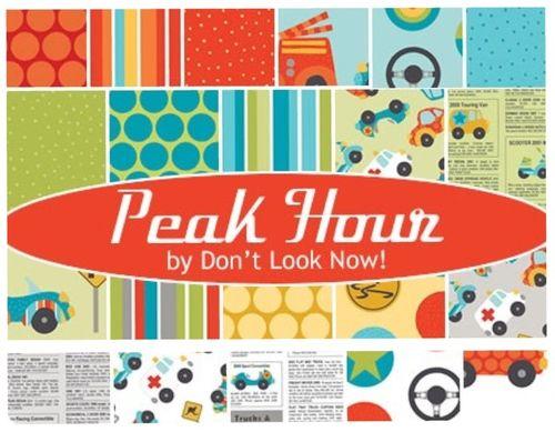 Peak Hour - montage