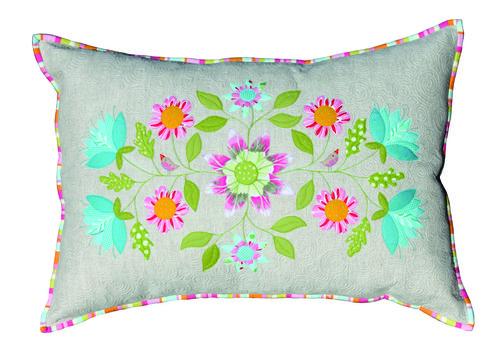 In my garden - cushion