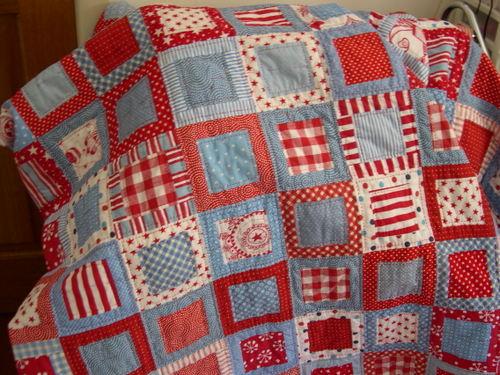 Benjamin's Quilt